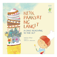 Load image into Gallery viewer, Keyk Paakyat ng Langit (A Cake Reaching to the Sky)