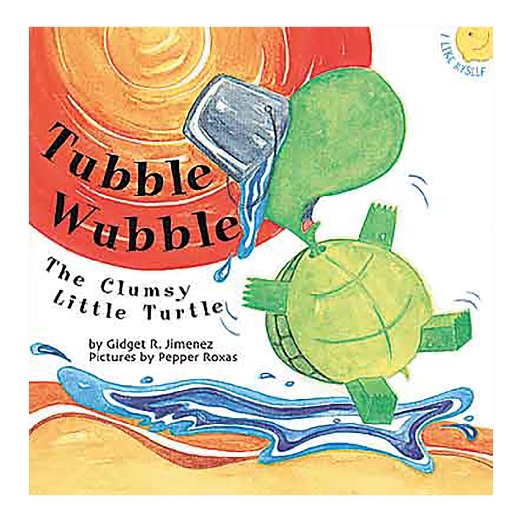 TUBBLE WUBBLE: The Clumsy Little Turtle