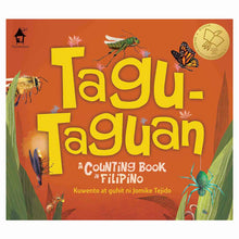 Load image into Gallery viewer, TAGU-TAGUAN: A Counting Book in Filipino