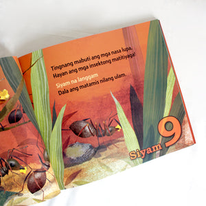 TAGU-TAGUAN: A Counting Book in Filipino