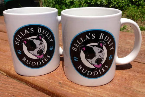 Bella's Bully Buddies Mug