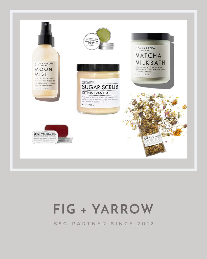 FIG + YARROW