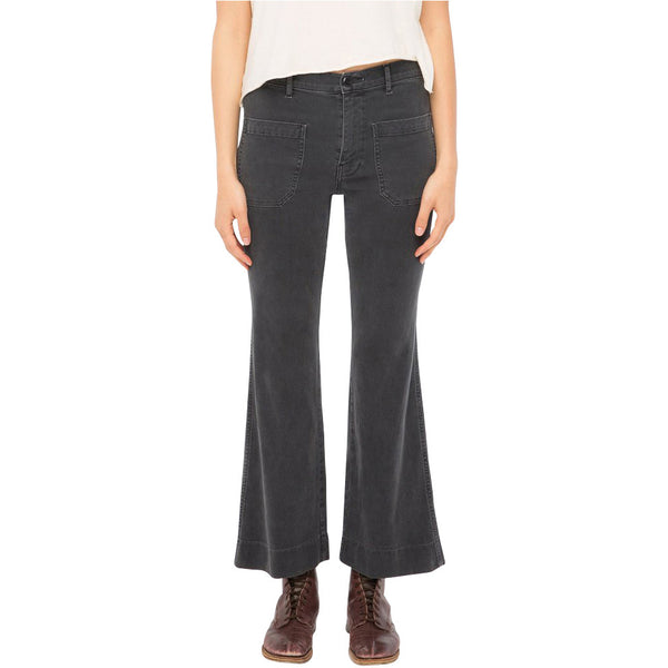 The Cropped Mariner, Washed Black