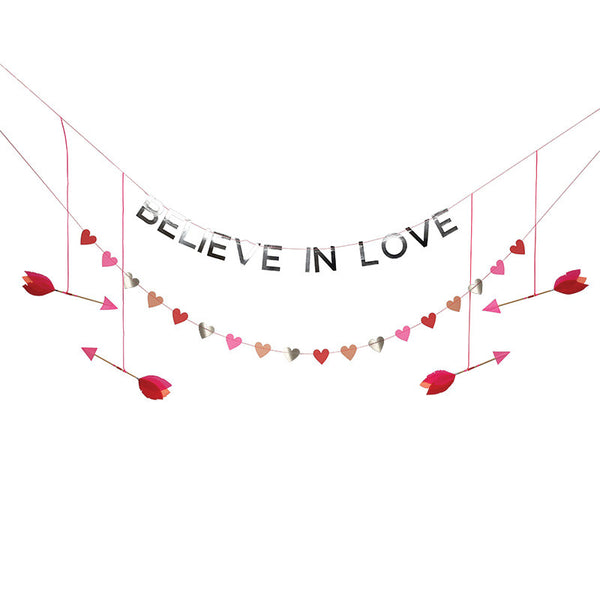 Believe in Love GARLAND