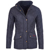 Cavalry Polarquilted Jacket, Navy