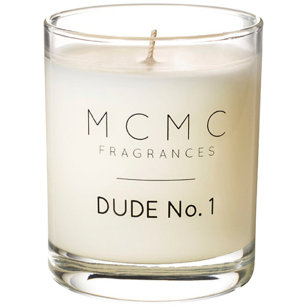 Dude No. 1 Candle