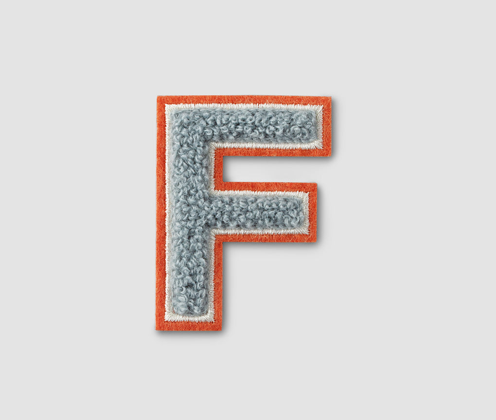 Sticker - Fluffy F