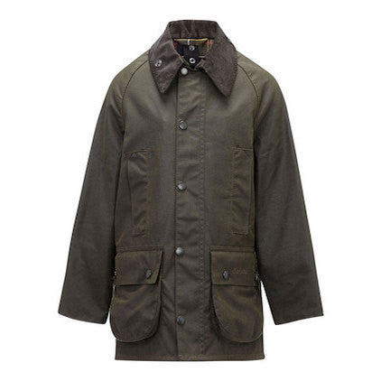 Classic Beaufort Wax Jacket, Kids
