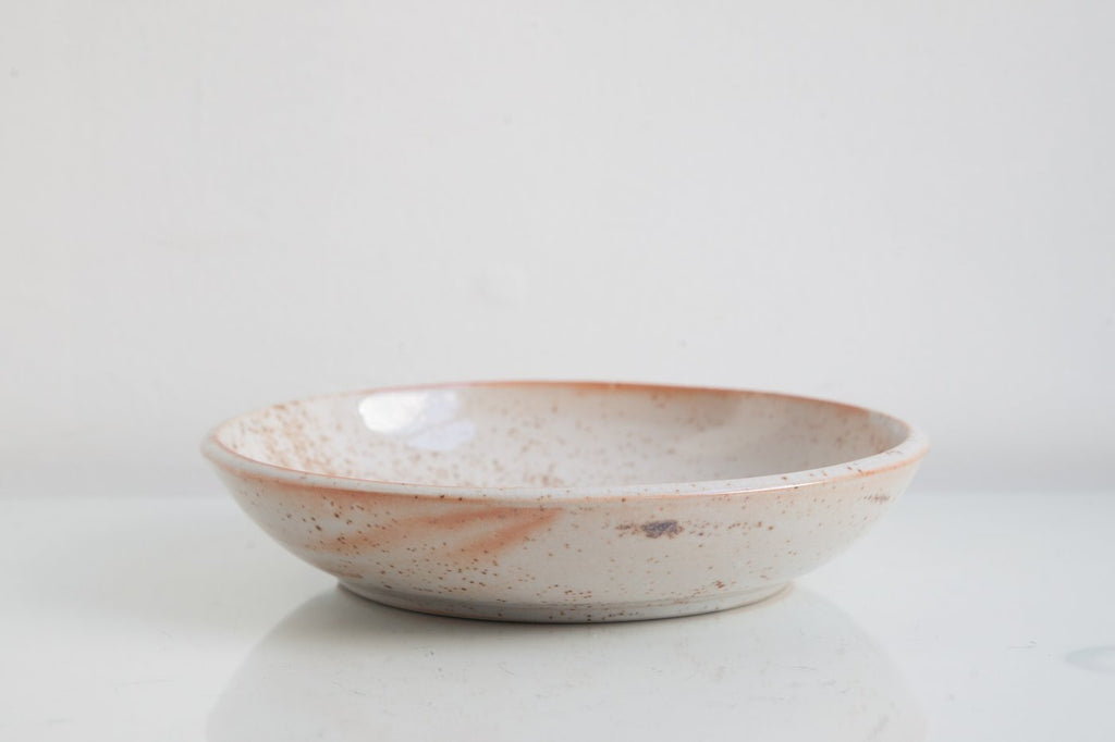 Low Bowl - Shino