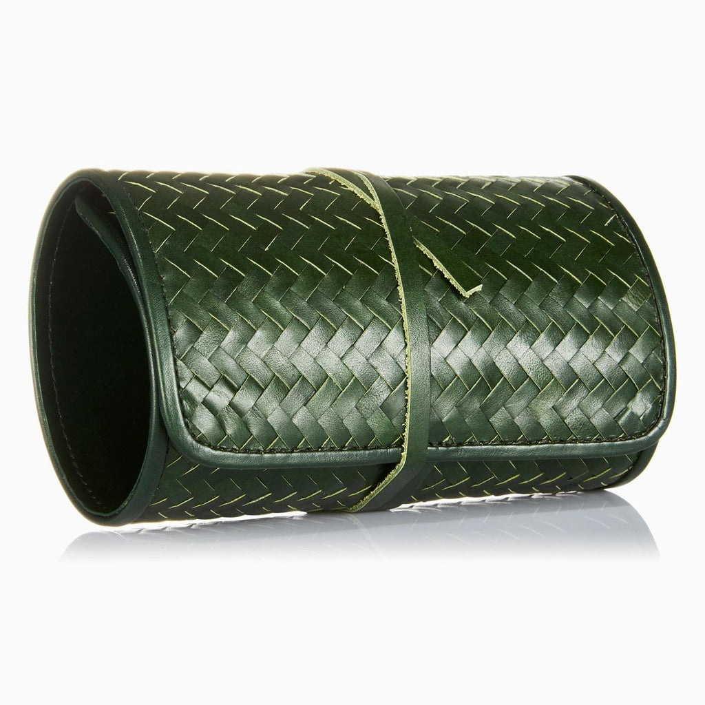 Tech Roll, Racing Green/Black