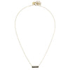 Orion Necklace, Black