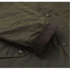 Sapper Wax Jacket, Olive