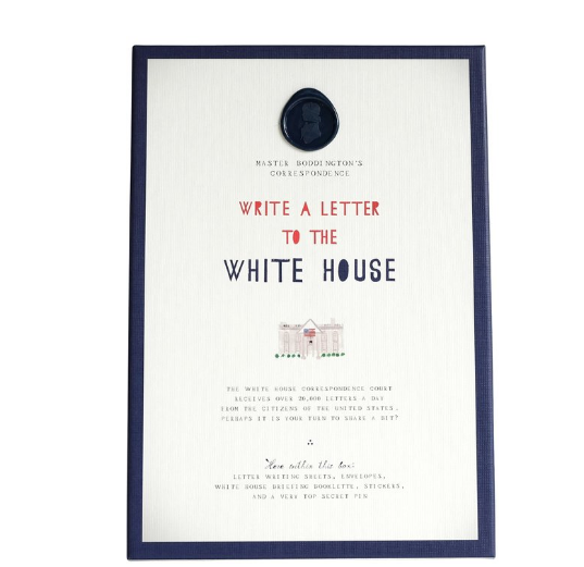 Write A Letter to the White House Kit