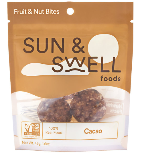 Cacao Fruit & Nut Bites