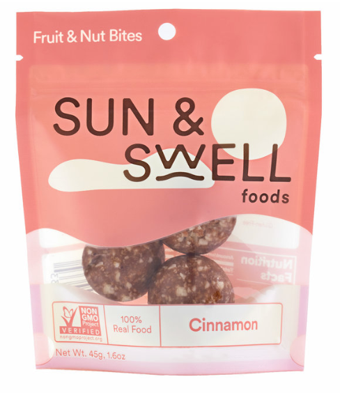 Cinnamon Fruit & Nut Bites