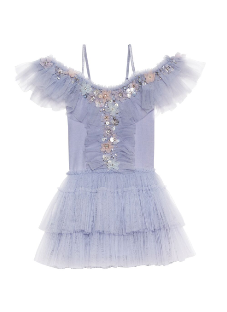 Wallflower Tutu Dress - Bluemoon
