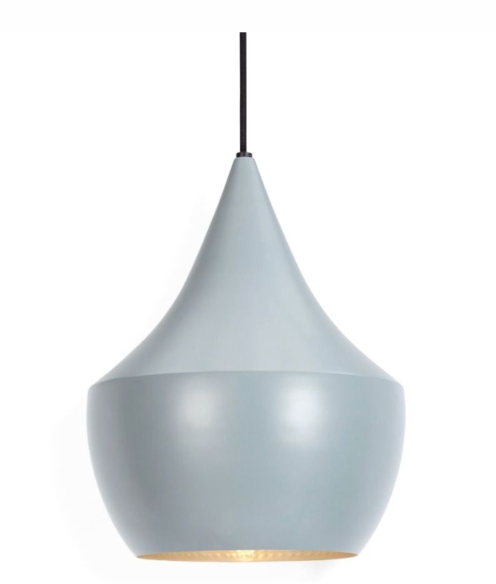 Beat Fat Pendant by Tom Dixon- White
