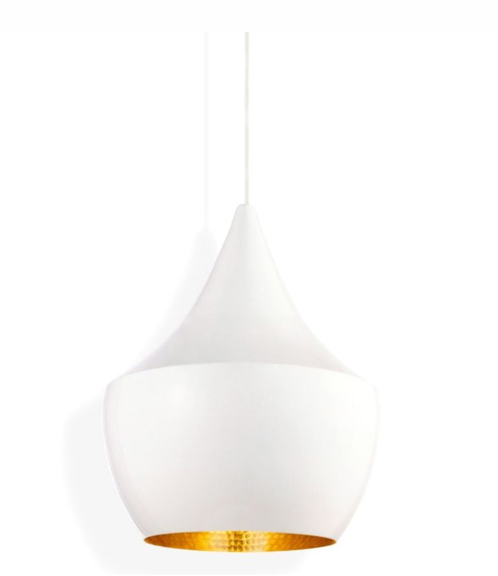 Beat Fat Pendant by Tom Dixon- Grey