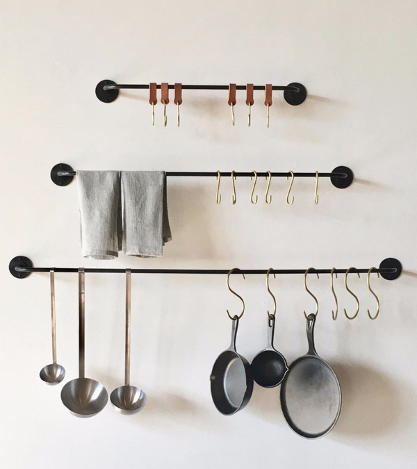 Ellington Pot Rack
