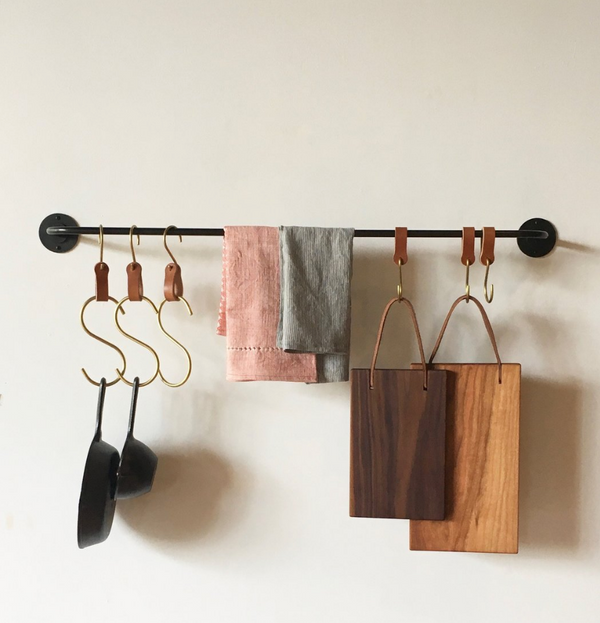 Ellington Pot Rack- Medium