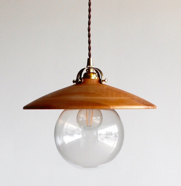 Edmund Light- Natural Maple