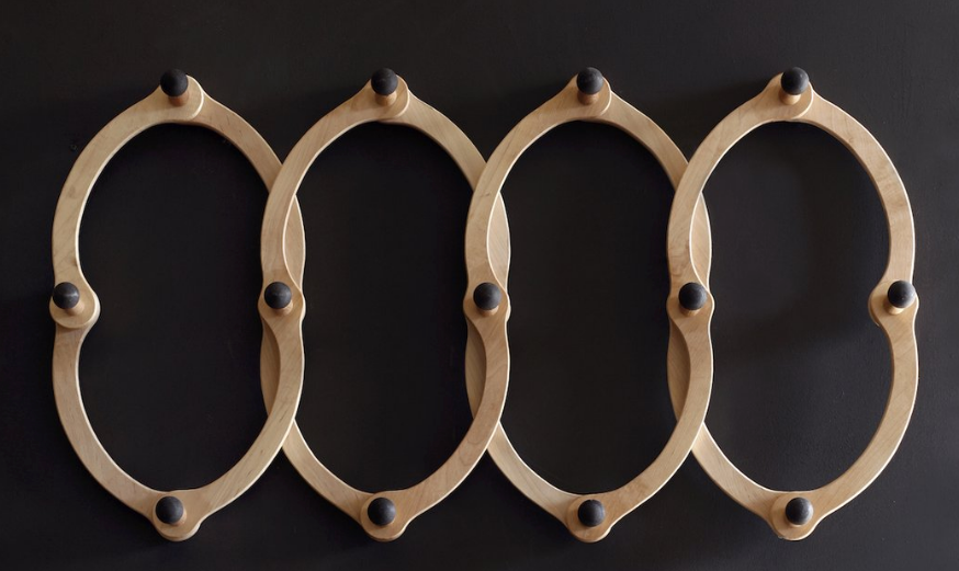 Occordian Coat Rack - Single O