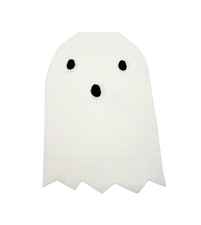 Ghost Napkin Large