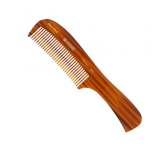 "Kent 8"" Handled Rake comb - Wet/Thick Hair"