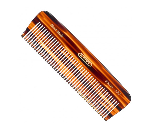 "Kent 5.5"" Pocket Comb - Dry/Thick Hair"