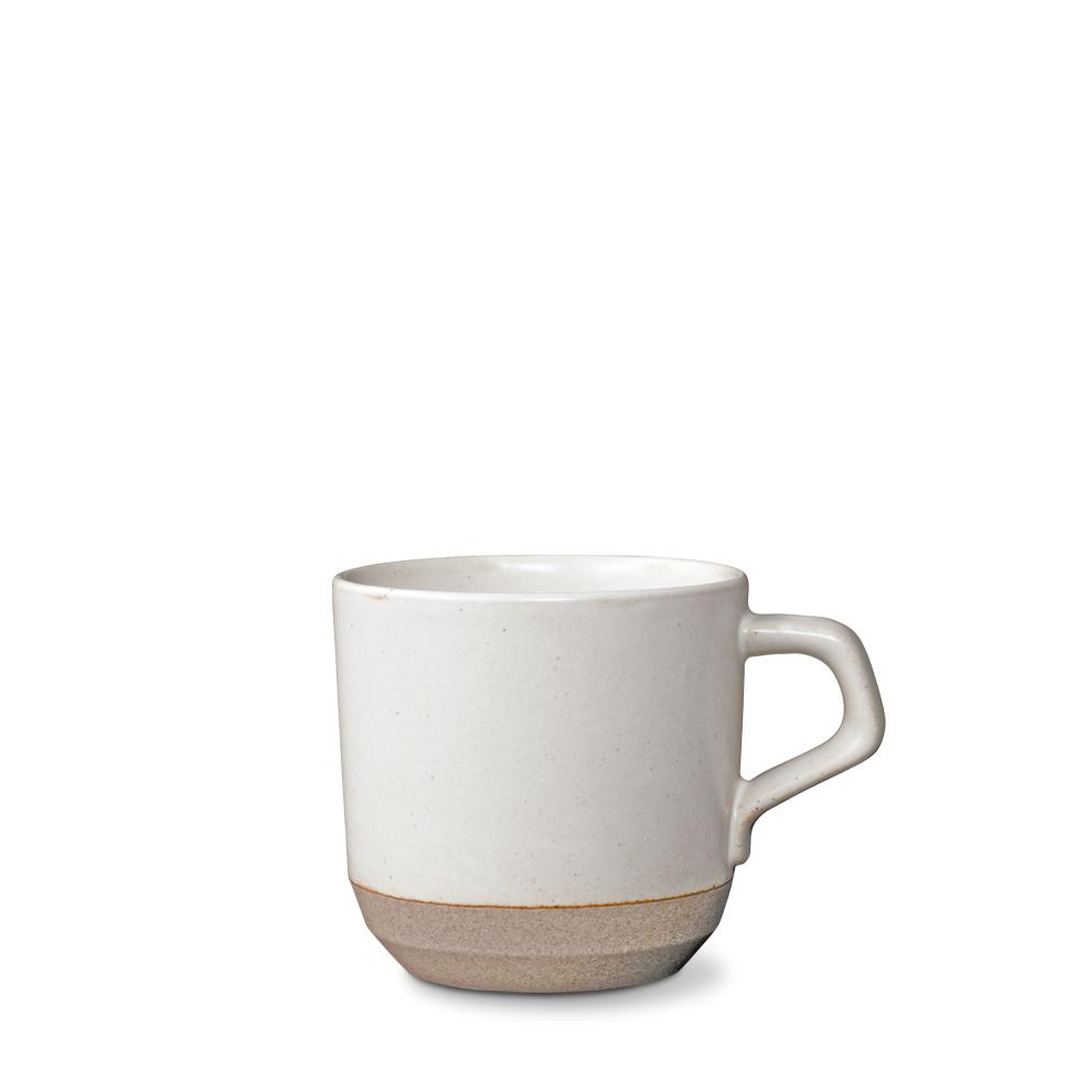 Small Ceramic Lab Mug- White