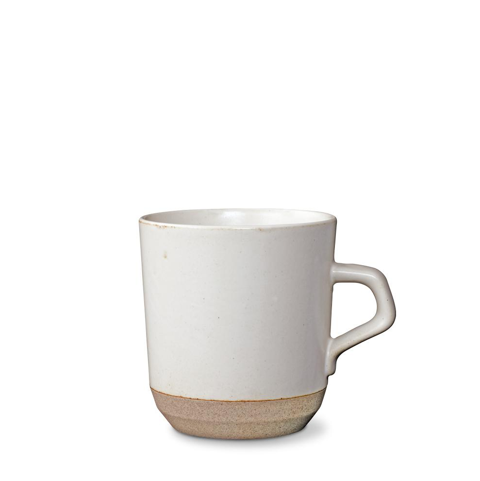 Large Ceramic Lab Mug- White