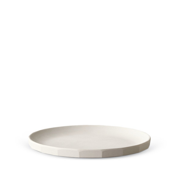 "Alfresco Plate 7.5""- White"