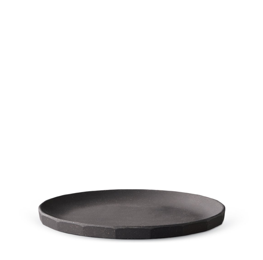 "Alfresco Plate 7.5""- Black"
