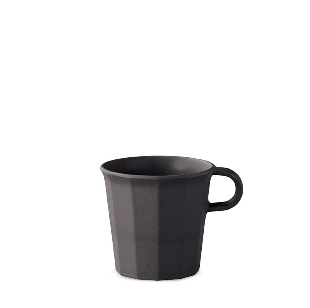 Alfresco Mug- Black