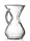 Chemex 6 Cup Glass Handle Coffeemaker