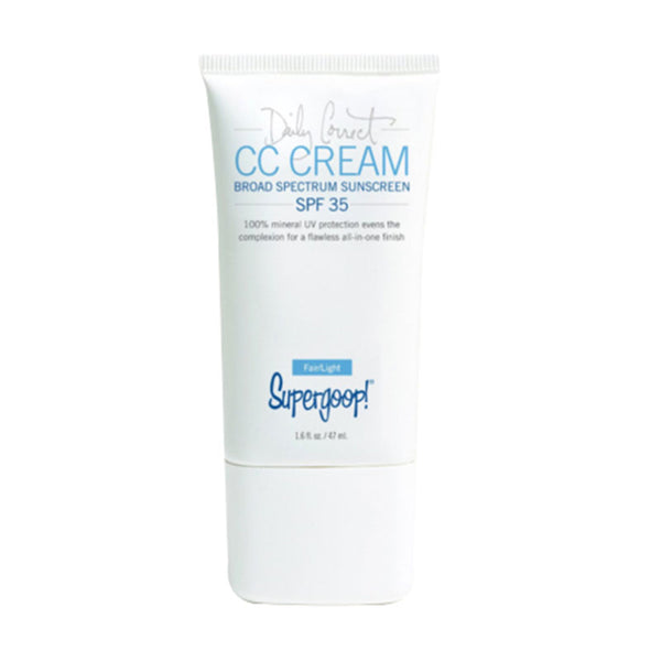 Supergoop SPF 35 Daily Correct CC Cream Fair/Light