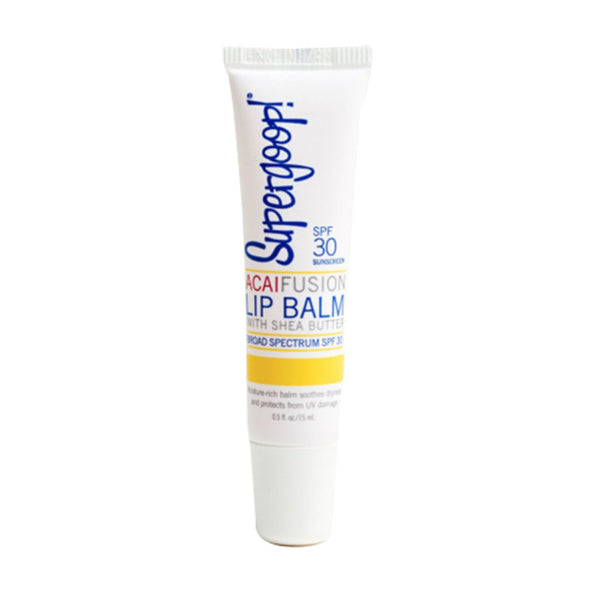 Supergoop Lip Balm, Acai