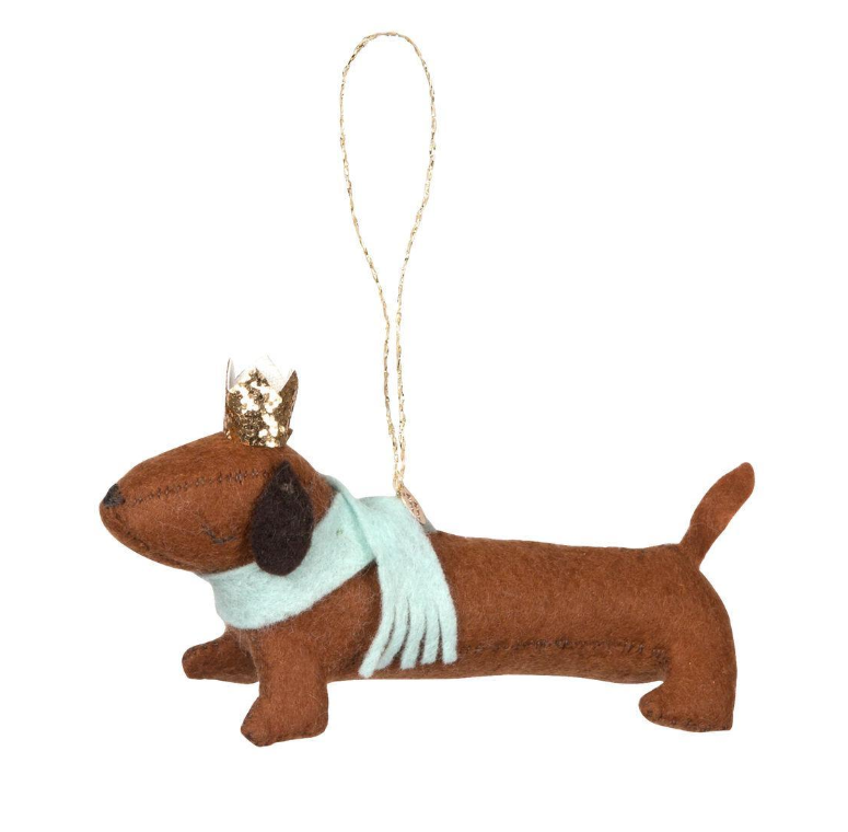 Sausage Dog Decoration