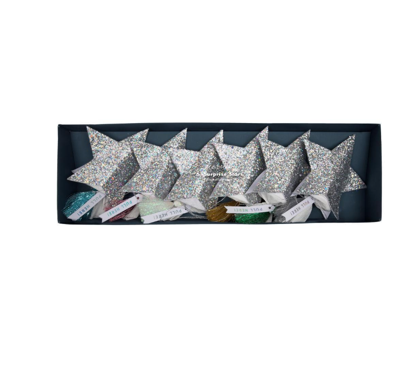 Shooting Star Confetti Poppers