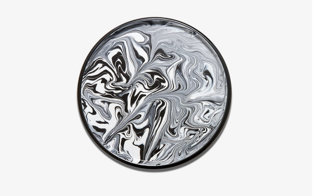 Small Serving Tray - Swirl