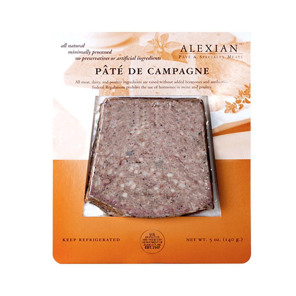 Sliced Campagne Pate