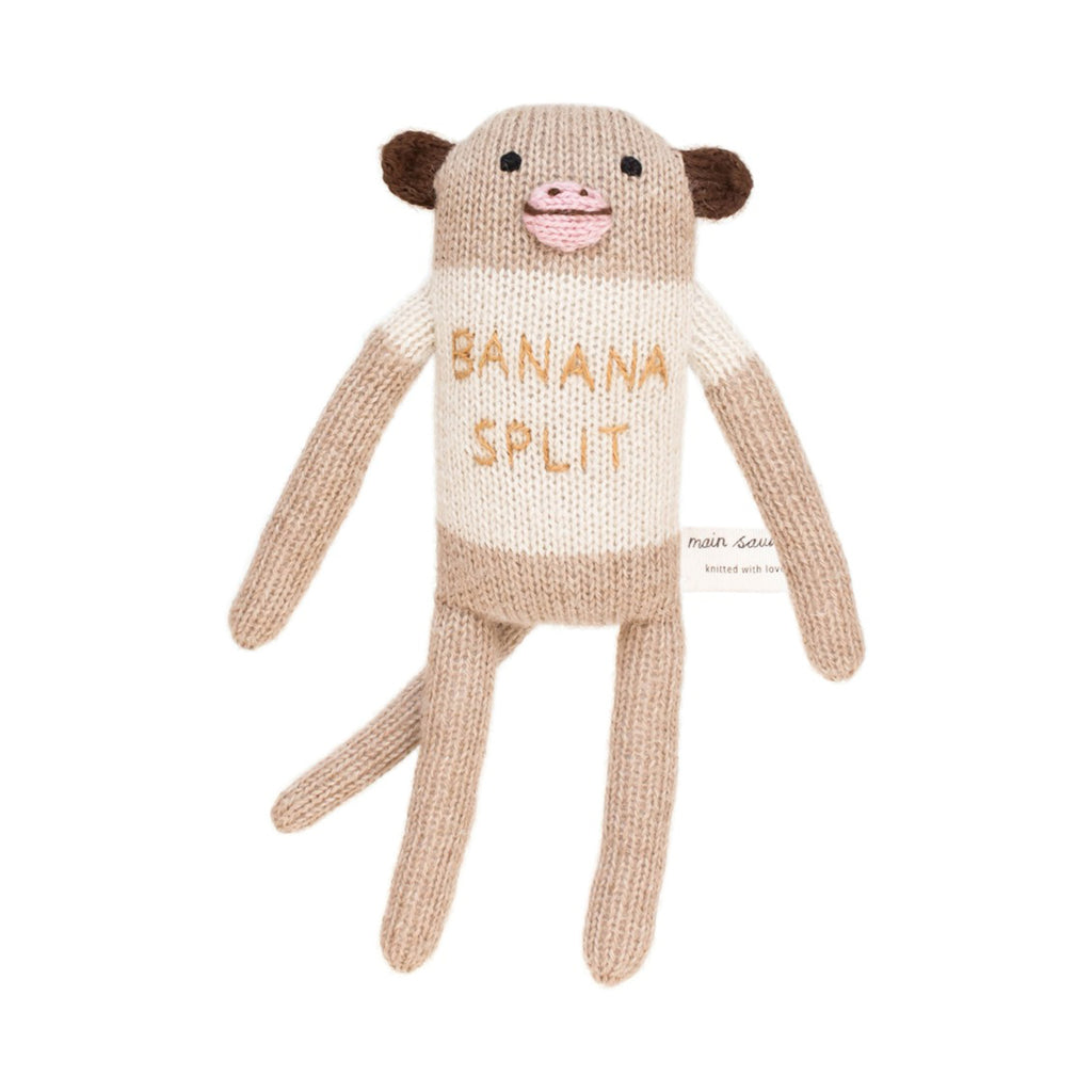 Monkey Cuddle Toy