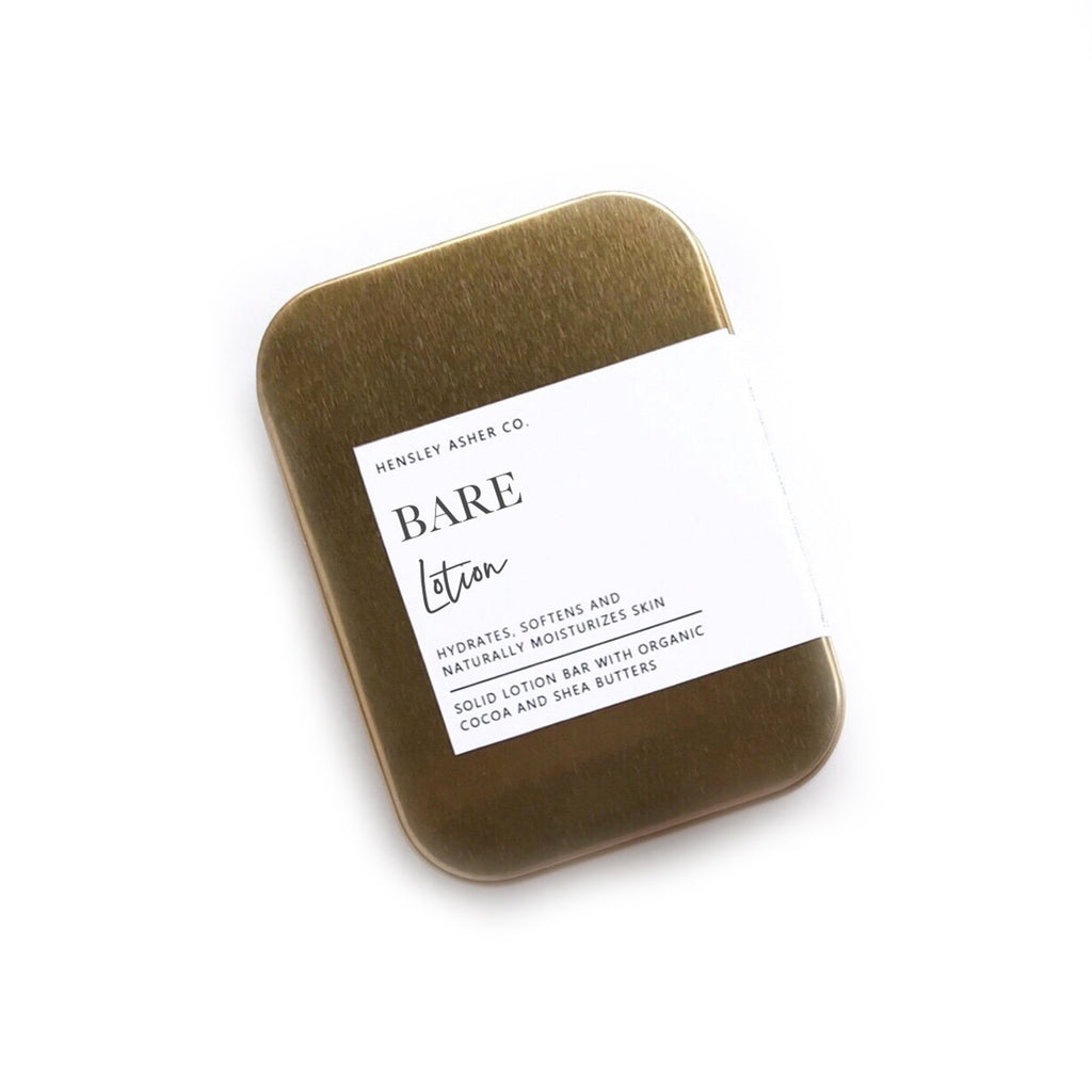 Bare Lotion Bar