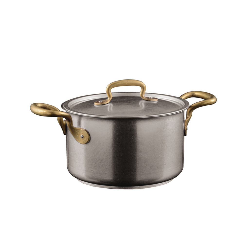 Saucepan with Lid, 2 Quart