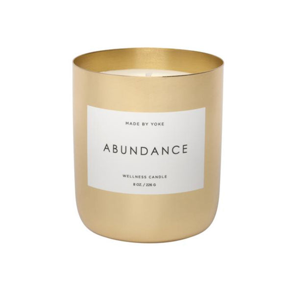 Abundance Wellness Candle