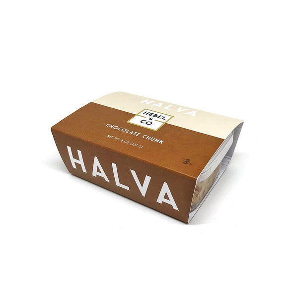 Chocolate Chunk Halva