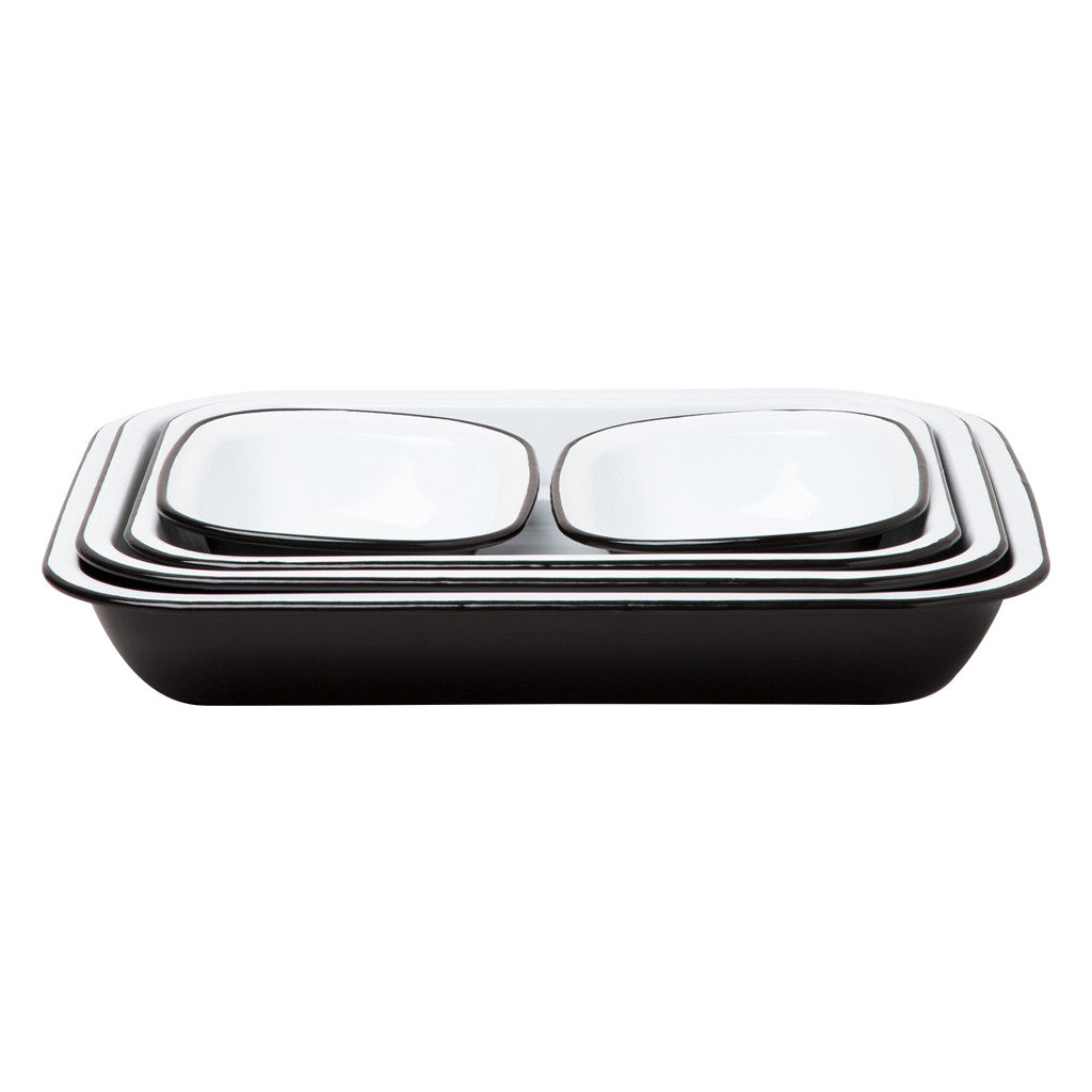 Bake Set, Black