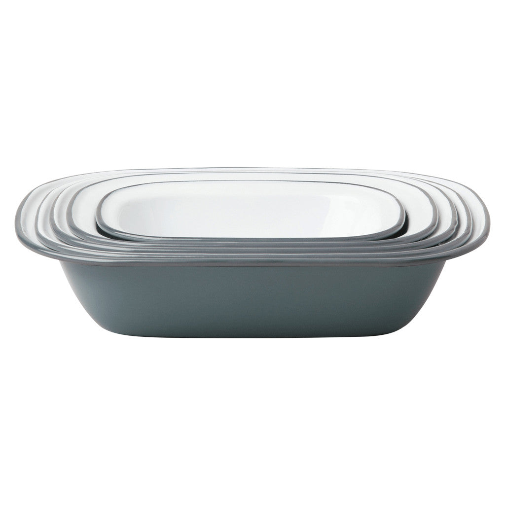 Pie Set, Grey