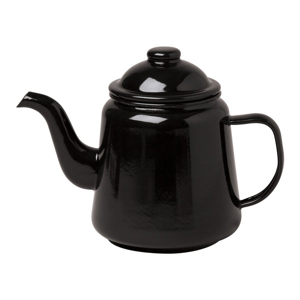 Tea Pot, Black