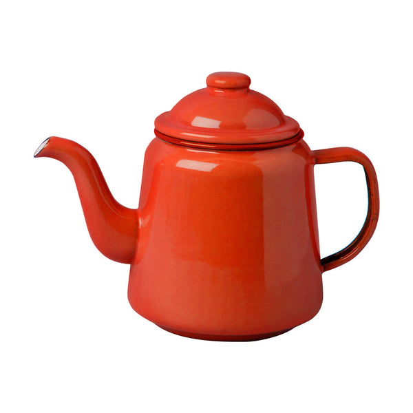 Tea Pot, Red